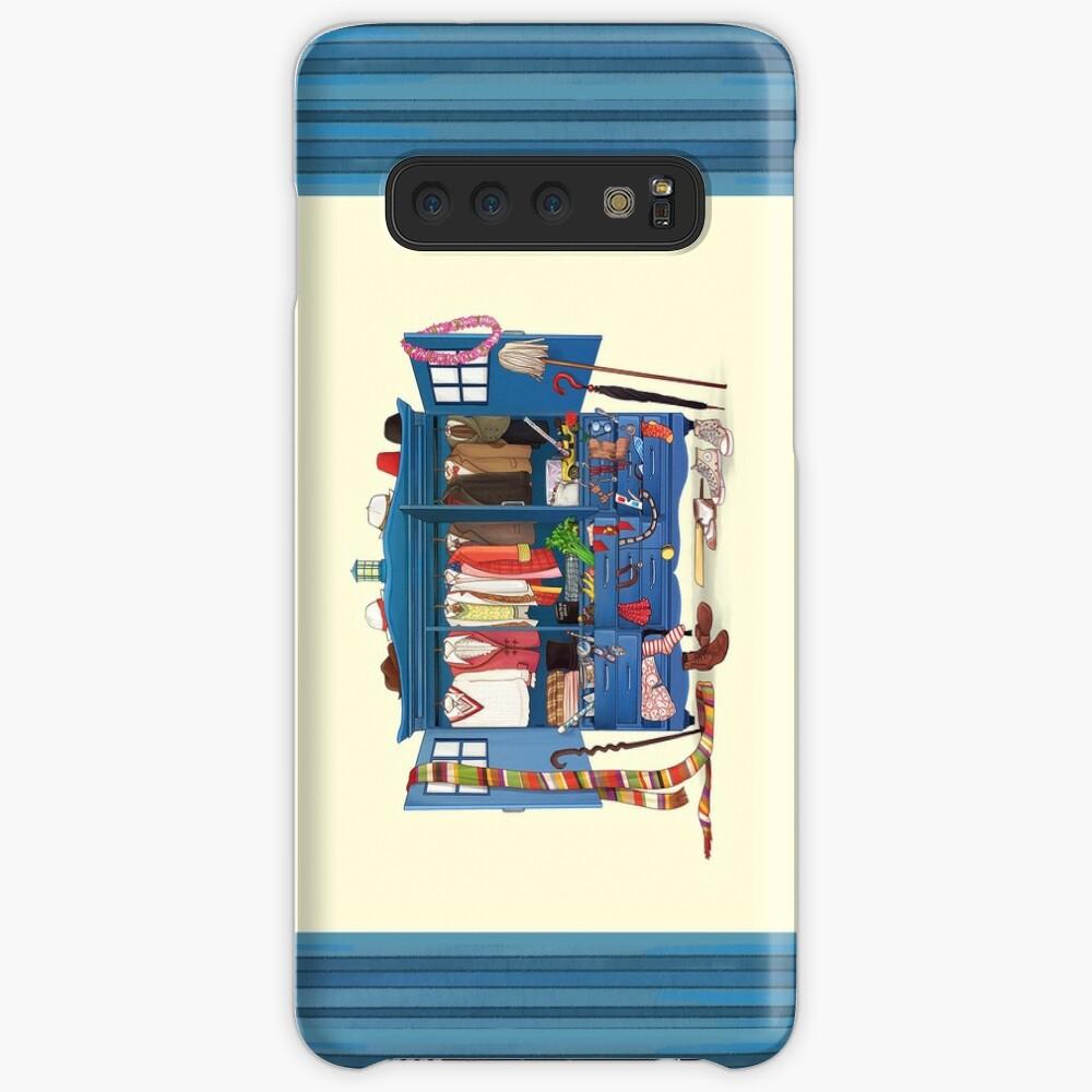 The Who-drobe Samsung Galaxy Snap Case