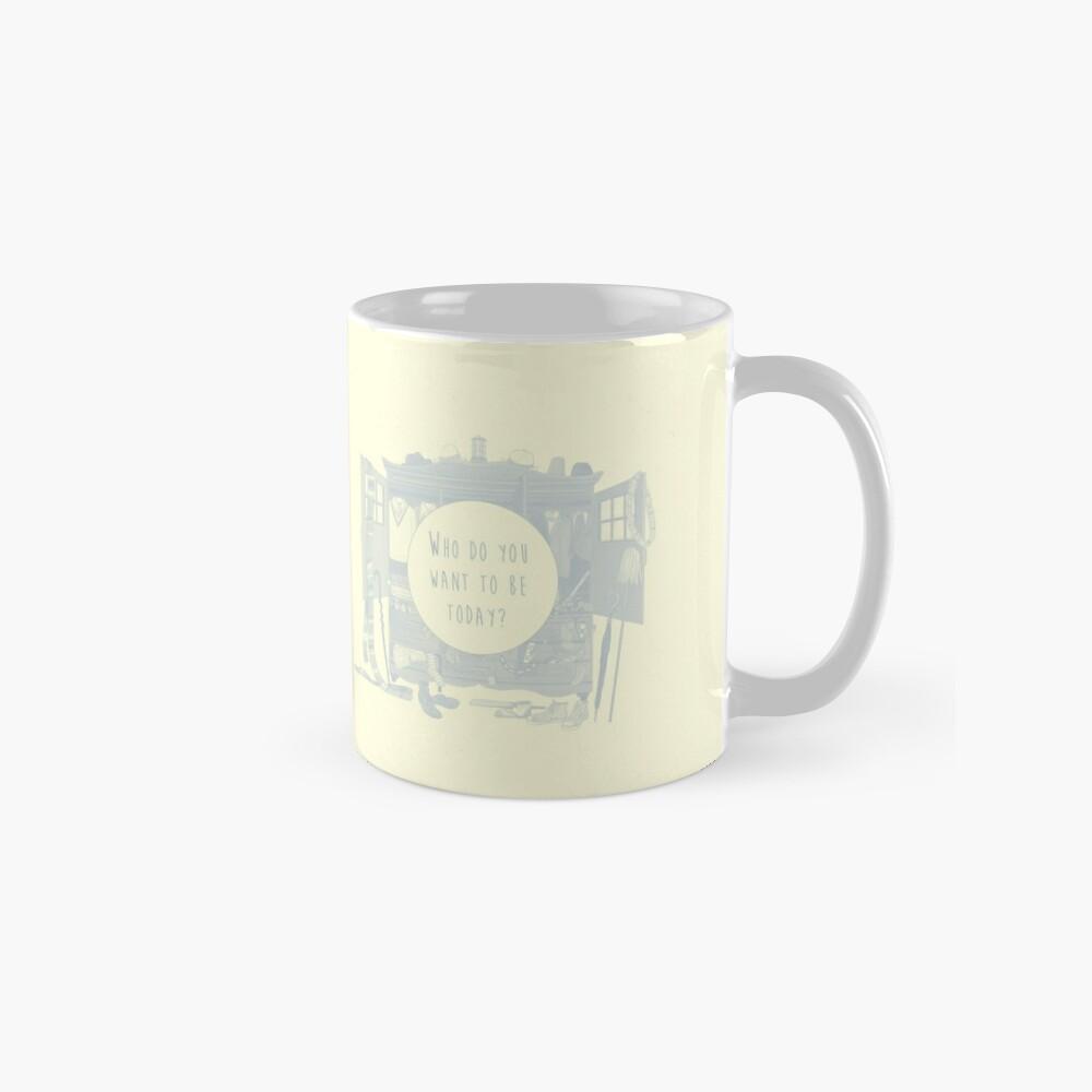 The Who-drobe Classic Mug