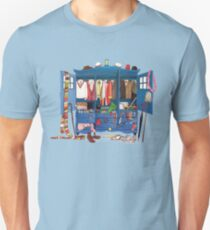 The Who-drobe Unisex T-Shirt