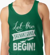 c216a28c Saint Patricks Day Shenanigans Tank Top