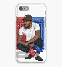 "kendrick lamar ""u"" iPhone Case/Skin"