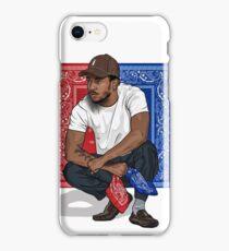 "kendrick lamar ""u"" iPhone Case/Skin"