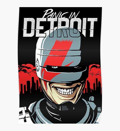 Panic in Detroit Poster