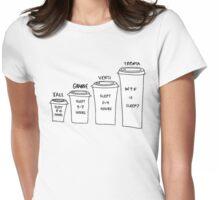 Starbucks Womens Fitted T-Shirt