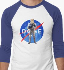 Doge Astronaut In Space T-Shirt