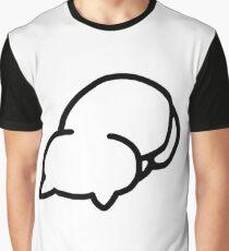Neko atsume Graphic T-Shirt