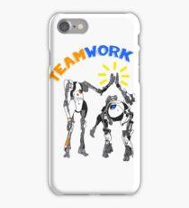 Teamwork iPhone Case/Skin