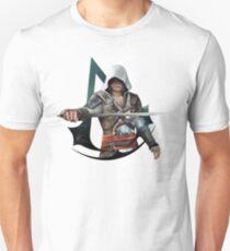 Edward Kenway (Assassins Creed Black Flag) T-Shirt