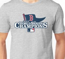 Boston Red Sox 2013 World Series Champions Unisex T-Shirt