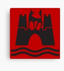 Wolfsburg Logo Canvas Print