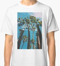 Wanderlust Palm Classic T-Shirt