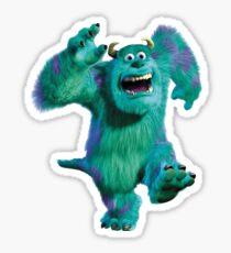 Sully Sticker