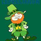 Leprechaun St Patrick Tage von BearBon