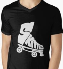 Skate! Men's V-Neck T-Shirt