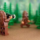 Bigfoot Sighting! by thereeljames