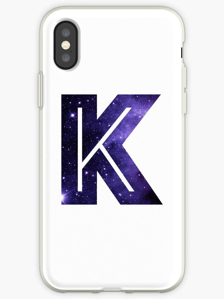 iphone xs case letter k