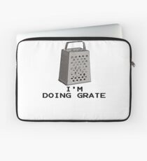 Feeling Grate Laptop Sleeve