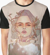 ROSENKNOSPE Grafik T-Shirt