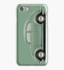 1951 Volkswagen Beetle - Pastel Green iPhone Case/Skin