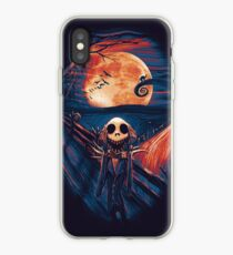 The Scream After Christmas iPhone Case