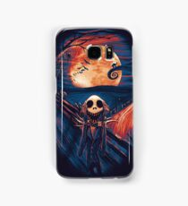 The Scream After Christmas Samsung Galaxy Case/Skin