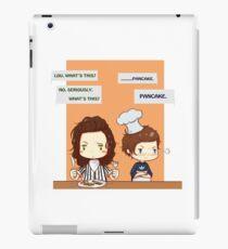 pancake iPad Case/Skin