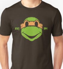Legendary Turtles - Mikey Unisex T-Shirt