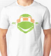Legendary Turtles - Mikey Unisex T-Shirt