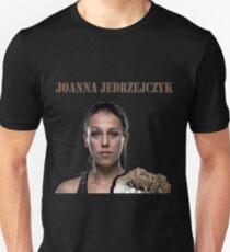 Joanna Jędrzejczyk UFC CHAMPION Unisex T-Shirt