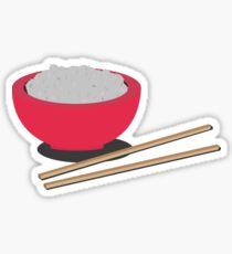 Asian rice  Sticker