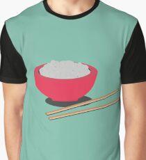 Asian rice  Graphic T-Shirt