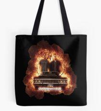 Supernatural Explosion 3 Tote Bag
