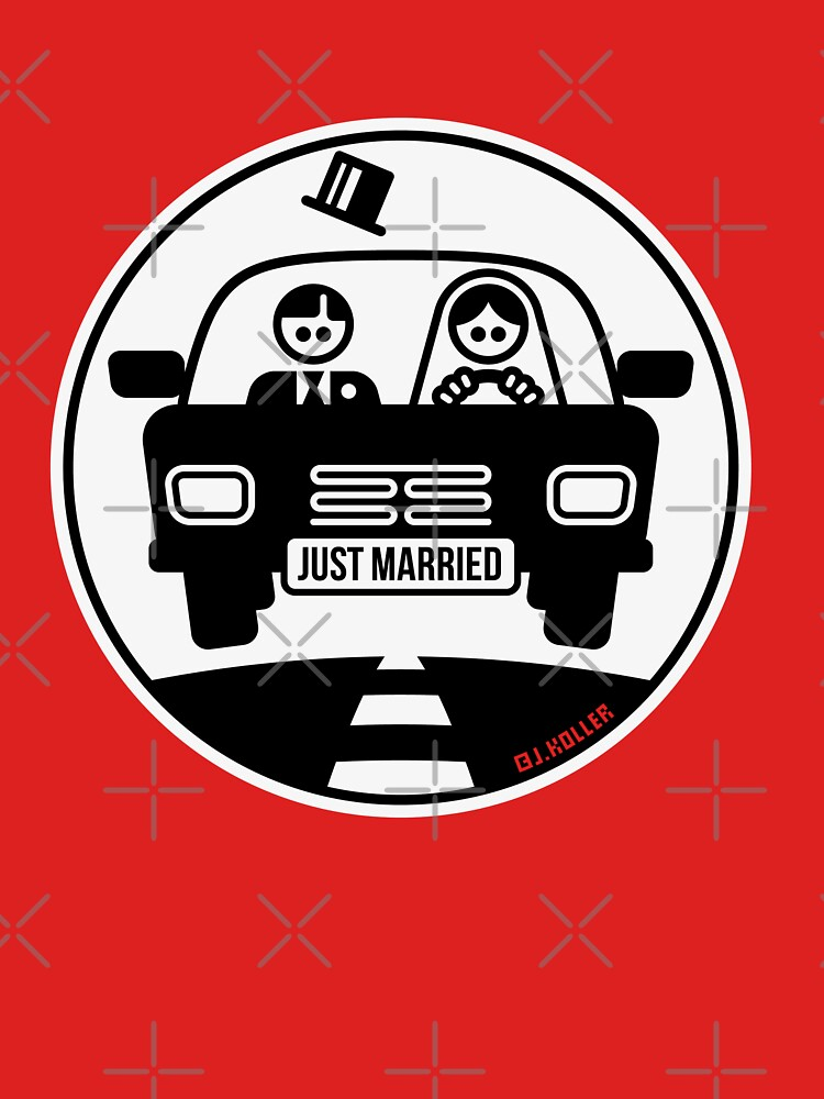 Just Married – Honeymoon (2C) by MrFaulbaum