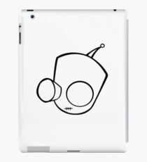 Gir Head iPad Case/Skin