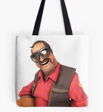 Creepy Uncle.Jpeg Tote Bag