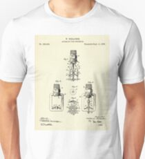 Automatic Fire sprinkler-1888 T-Shirt