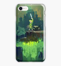 Legend of Zelda - Wind Waker iPhone Case/Skin