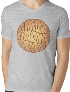 St. Alfonzo's Pancake Breakfast Mens V-Neck T-Shirt