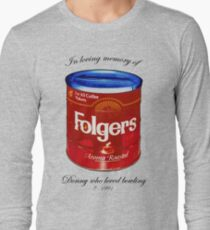 Camiseta de manga larga En la variante del arte pop de Loving Memory of Donny Who Loved Bowling 1