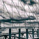 Brooklyn Bridge Views by Jessica Jenney