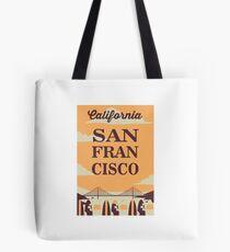 San Francisco. Tote Bag