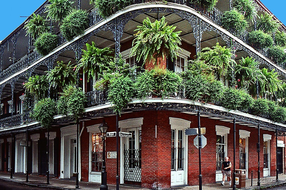 New Orleans by cclaude
