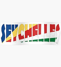Seychelles Poster