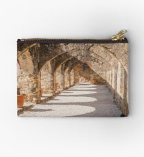 Shadows in the San Jose Mission Convento Studio Pouch