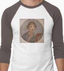 Souvenir from Pompeii - Saffo is thinking T-Shirt