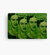 FRIDA 4 U Canvas Print