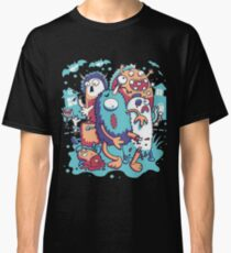 crazy and funny Classic T-Shirt
