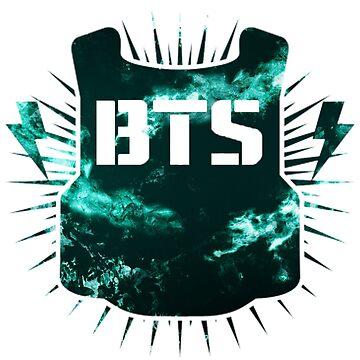BTS logo smokey by rainbow321