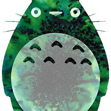 TOTORO My Neighbor Anime Japanese Spirit by sandy89