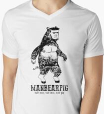 MANBEARPIG South Park Mythical Beast Funny Vintage T-Shirt
